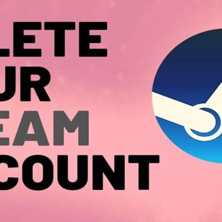 How to Cancel a Steam Account
