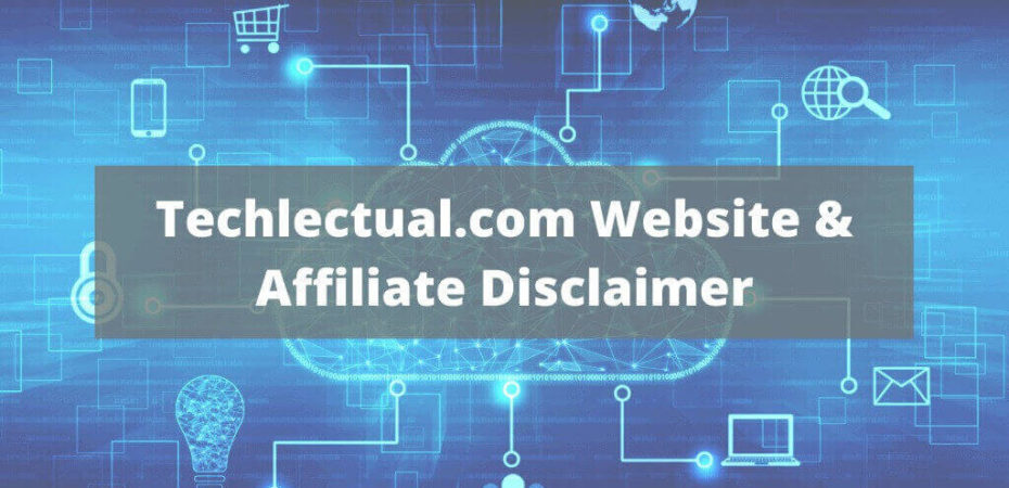 Website & Affiliate Disclaimer