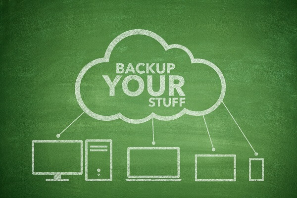 Regular Backup is Essential