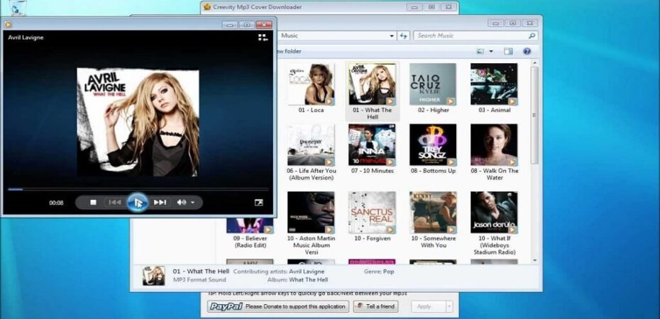 how to add album art to mp3
