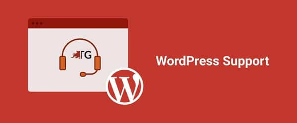 WordPress Offers Undivided Support