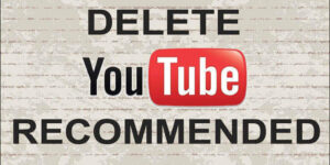 How to Delete Recommended Videos on YouTube