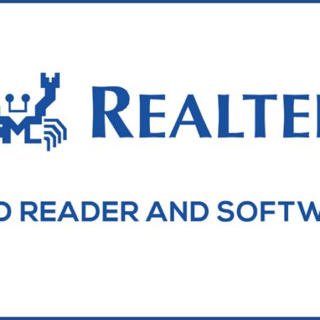 Realtek Card Reader Software