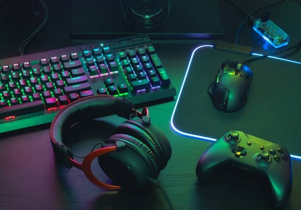 Invest in good-quality gaming gear!